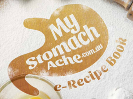 My Stomach Ache Recipe Book